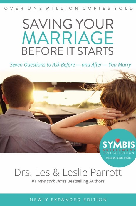 Saving Your Marriage Before It Starts (Hard Cover)