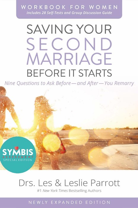 Saving Your Second Marriage Before It Starts Workbook For Wo (Paperback)