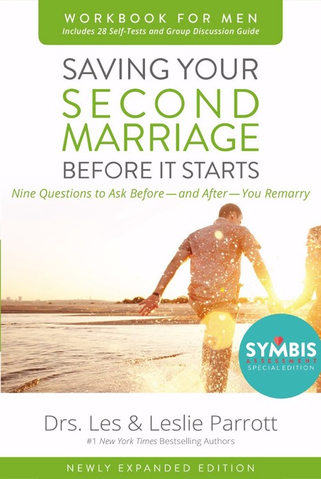Saving Your Second Marriage Before It Starts Workbook, Men (Paperback)