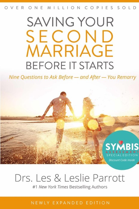 Saving Your Second Marriage Before It Starts (Hard Cover)