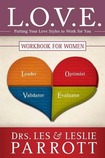 L.O.V.E. Workbook For Women (Paperback)