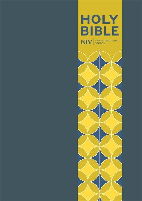 NIV Pocket Blue Soft-Tone Bible With Clasp