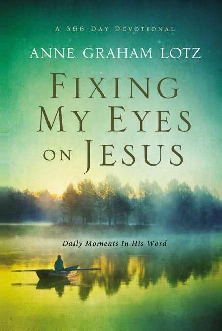 Fixing My Eyes On Jesus (Hard Cover)