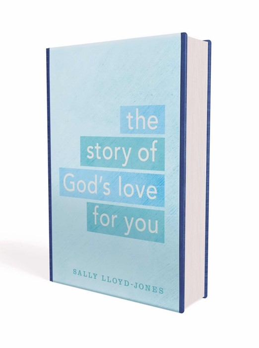 The Story Of God's Love For You (Imitation Leather)