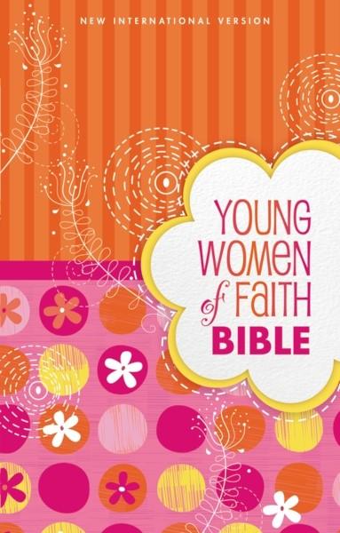 NIV Young Women Of Faith Bible Hardback (Hard Cover)
