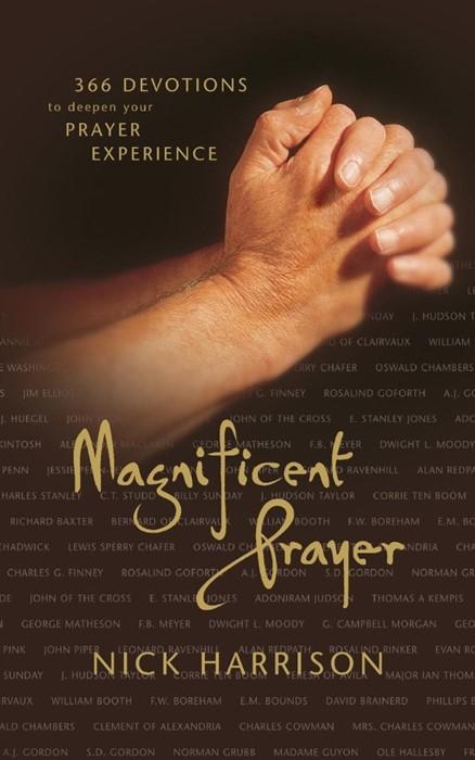 Magnificent Prayer (Paperback)