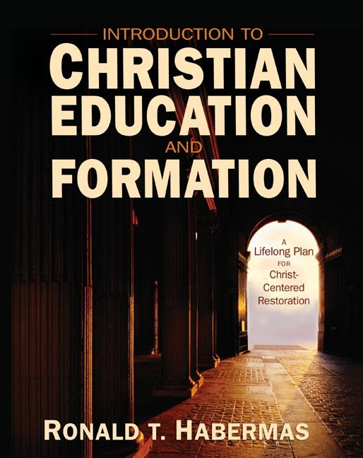 Introduction To Christian Education And Formation (Hard Cover)
