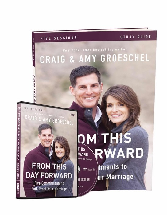 From This Day Forward Study Guide With DVD (Paperback w/DVD)