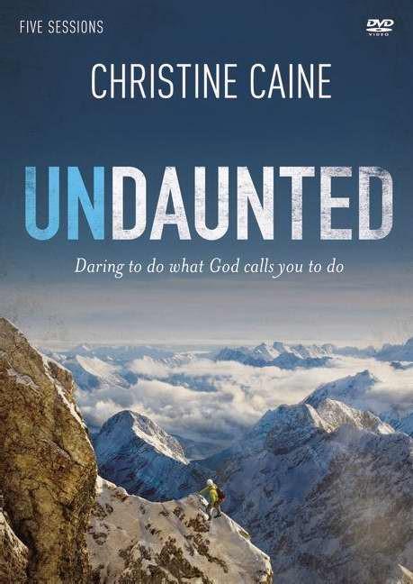 Undaunted: A Dvd Study (DVD)