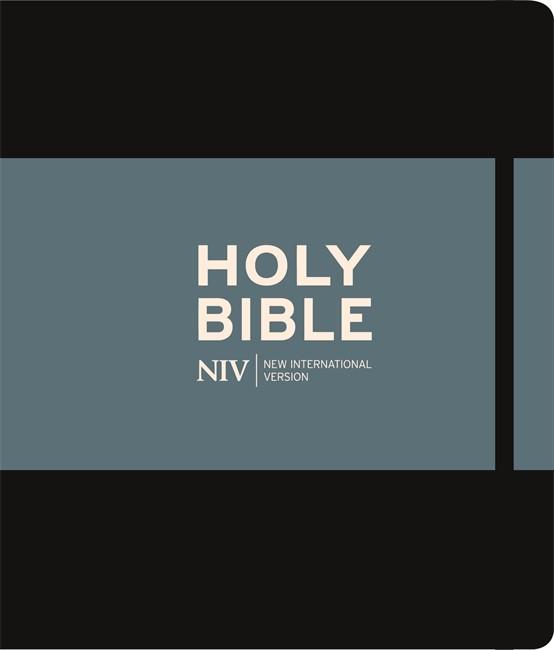 NIV Journalling Hardback Bible (Hard Cover)