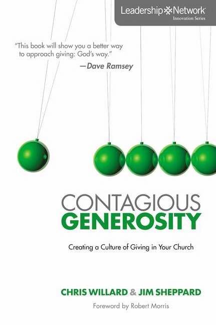 Contagious Generosity (Paperback)
