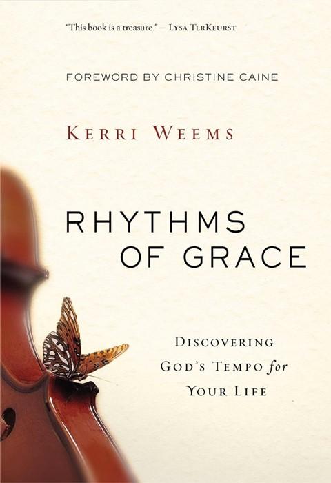 Rhythms Of Grace (Paperback)