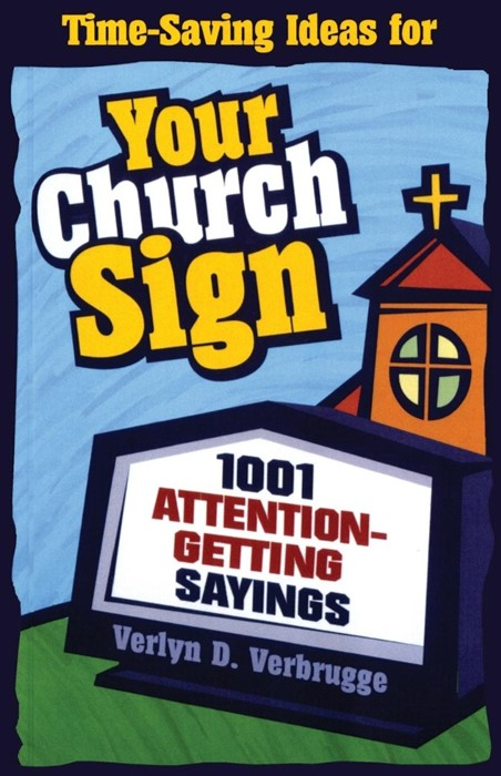 Your Church Sign (Paper Back)