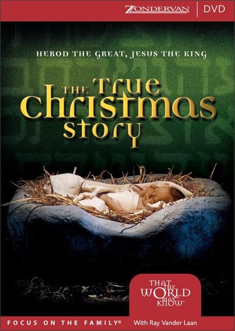 The True KJV Christmas Story (DVD)