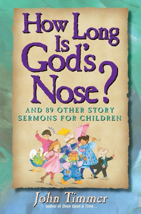 How Long Is God's Nose? (Paperback)