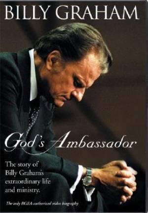 God's Ambassador DVD (DVD)