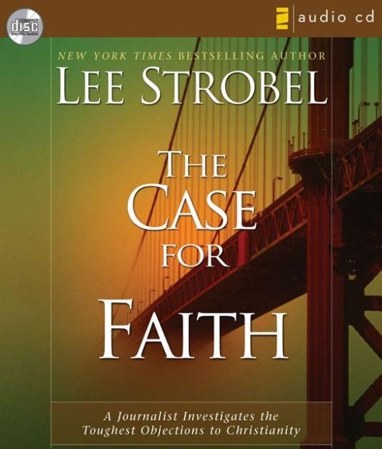 The Case For Faith (CD-Audio)
