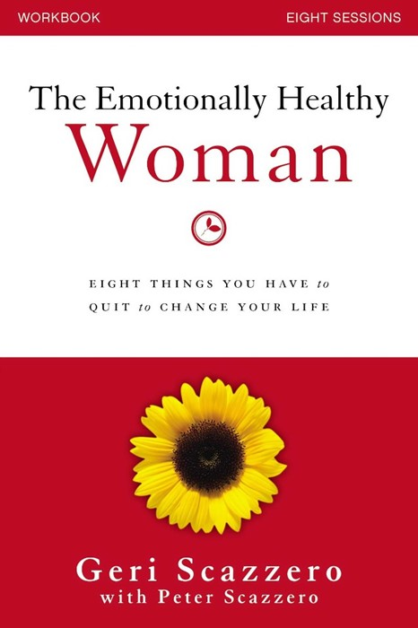 The Emotionally Healthy Woman Workbook (Paperback)