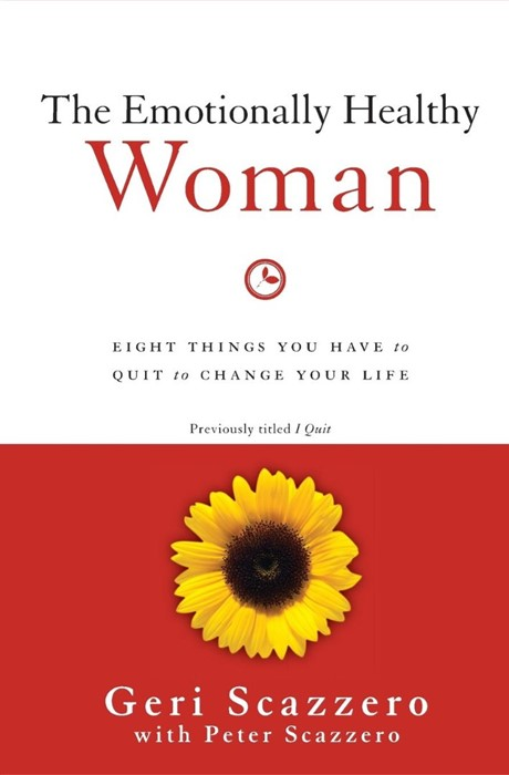 The Emotionally Healthy Woman (Paperback)