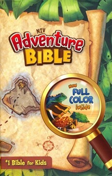 NIV Adventure Bible (Hard Cover)