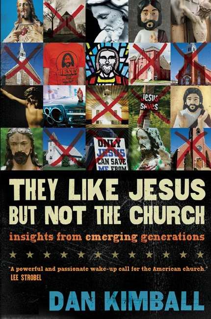 They Like Jesus But Not The Church (Paperback)