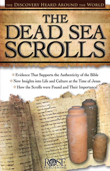 Dead Sea Scrolls (Pamphlet)