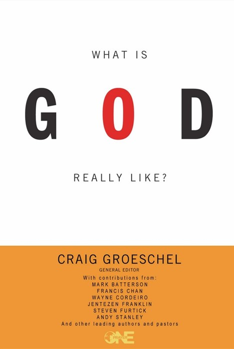 What is God Really Like? (Hard Cover)