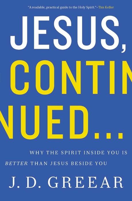 Jesus, Continued (Paperback)