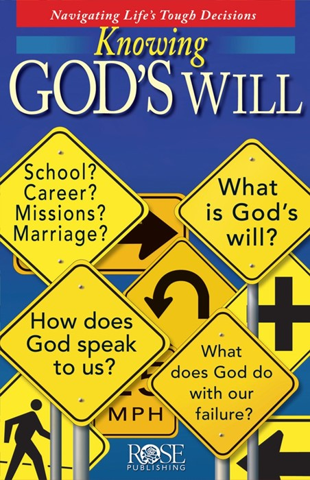 Knowing God's Will (Pamphlet)