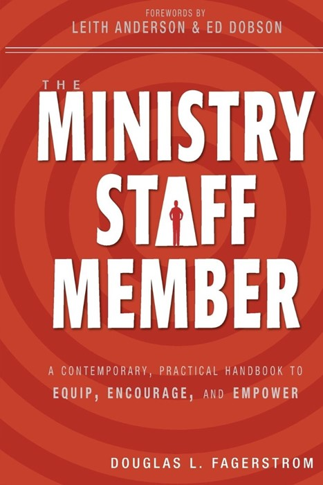 The Ministry Staff Member (Paper Back)