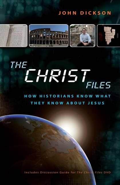 The Christ Files Participant's Guide With DVD (Paperback w/DVD)