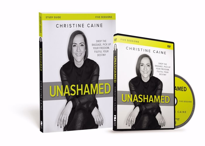 Unashamed Study Guide With DVD (Paperback)