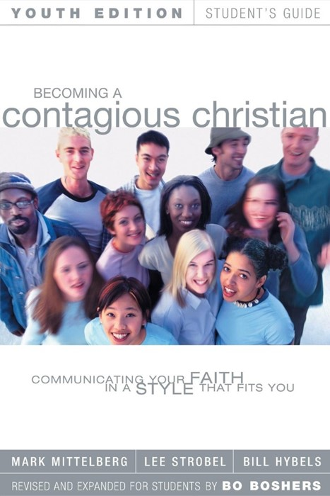 Becoming A Contagious Christian Youth Edition Student's Gui (Paperback)