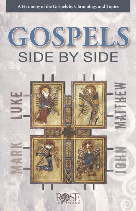 Gospels Side-By-Side (Pamphlet)