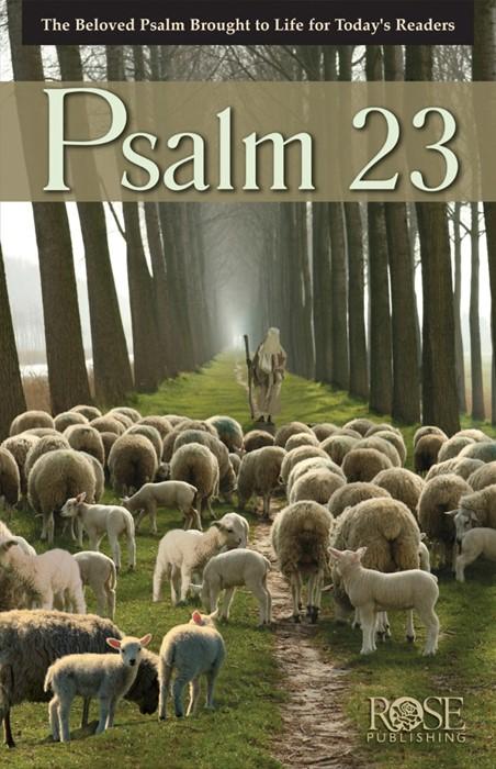 Psalm 23 (Pamphlet)