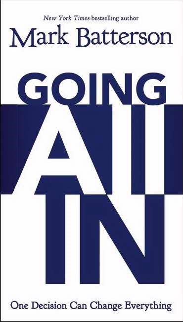 Going All In (Paperback)