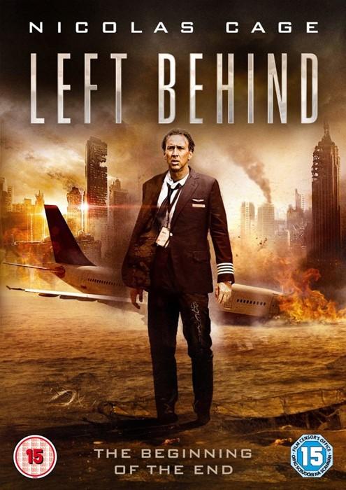Left Behind (2015 Version) (DVD)