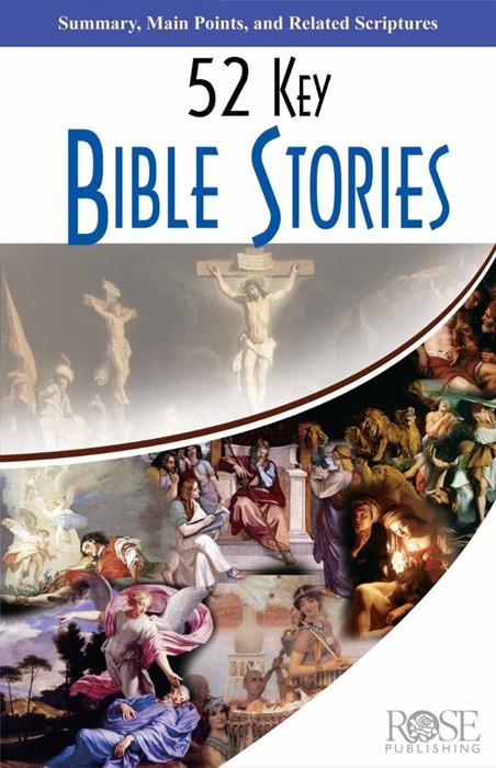 52 Key Bible Stories (Pamphlet)