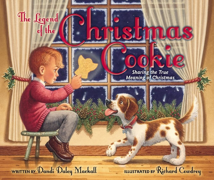 The Legend of the Christmas Cookie (Hard Cover)
