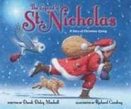The Legend Of St. Nicholas (Hard Cover)