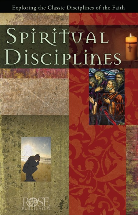 Spiritual Disciplines (Pamphlet)