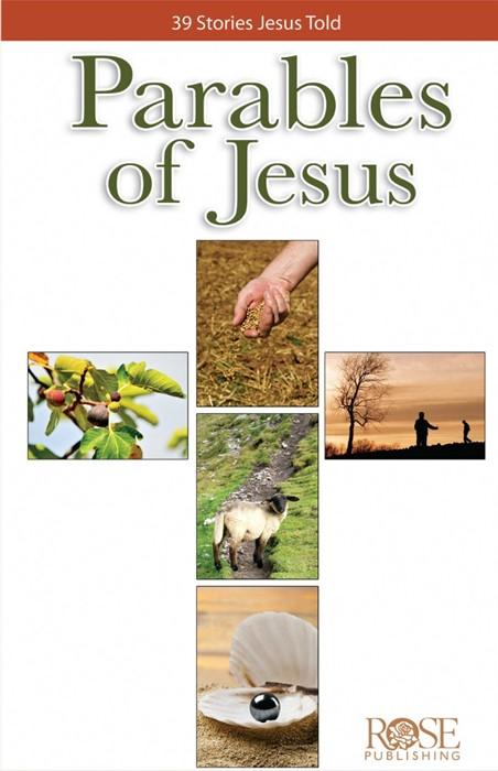 Parables Of Jesus (Pamphlet)