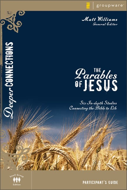The Parables Of Jesus Participant's Guide (Paperback)