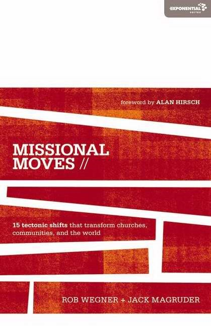 Missional Moves (Paper Back)