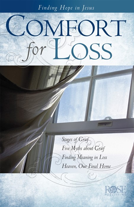 Comfort for Loss (Pamphlet)
