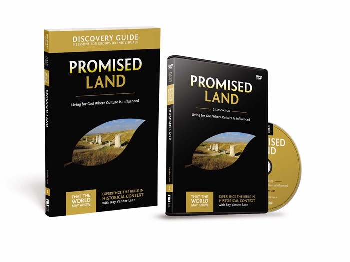 Promised Land Discovery Guide With DVD (Paperback w/DVD)