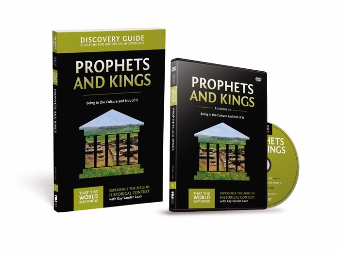Prophets And Kings Discovery Guide With Dvd (Paperback)