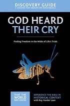 God Heard Their Cry Discovery Guide (Paperback)