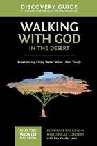 Walking With God In The Desert Discovery Guide (Paperback)