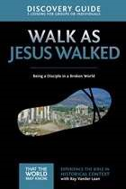 Walk As Jesus Walked Discovery Guide (Paperback)